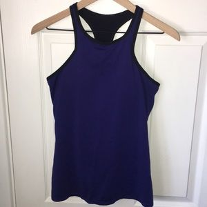 Fabletics High Neck Workout Top